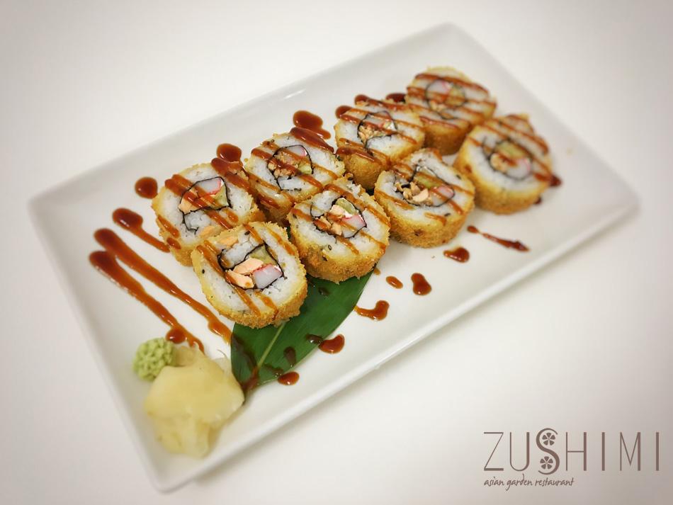 zushimi tiger roll